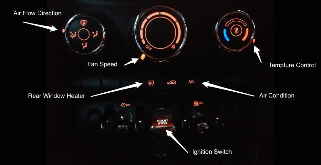 Dashboard Controls