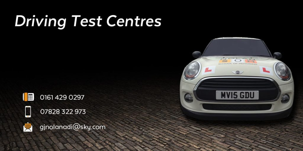 Driving Test Centres