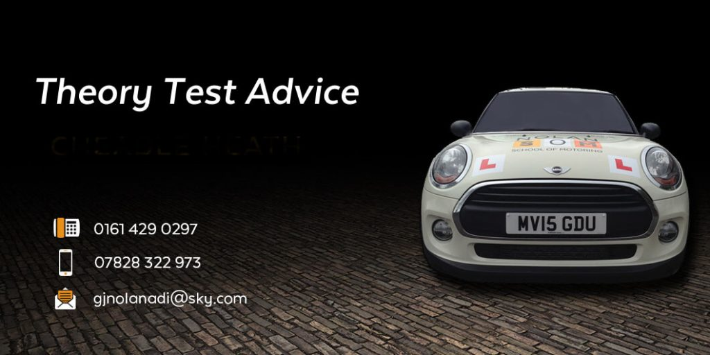 Theory Test Advice