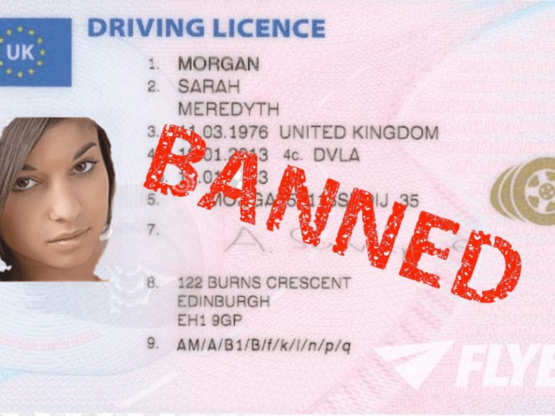 cheap insurance for banned drivers